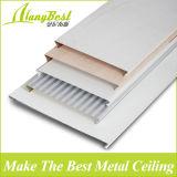 Panel de techo acústico para tiras de metal Fasle