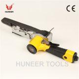 Hochwertige industrielle pneumatische Luft-Riemen-Sandpapierschleifmaschine mit dem 20*520mm Riemen