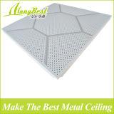 2017 painéis de teto de alumínio decorativos do teste padrão novo