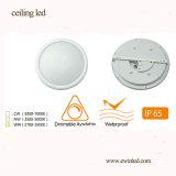 円形セリウムRoHSで12W 16W 20W LEDの天井板ライトを飾りなさい