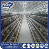 容易なアセンブリ販売のためのプレハブの養鶏場の産業ニワトリ小屋