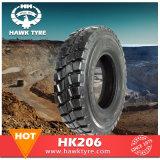 Pneu en acier off-The-Road de Marvemax 13r22.5, pneu radial du pneu 295/80r22.5 de camion d'extraction de Safecess
