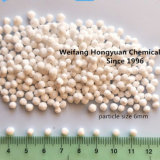 Granulés de chlorure de calcium de forage de pétrole d'usine/boulette