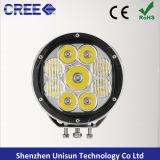 """12V 7 """" 90W Zusatz CREE LED Punkt-fahrendes Licht für 4X4"""