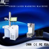 Constructeur de laser Metal Marking Engraving Machine, laser Marking Machine de Fiber de Plastic