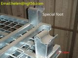 Envase plegable resistente de la logística del acoplamiento de alambre de metal para el tormento de la paleta
