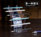 عالة تصميم جديد أكريليكيّ قلم عرض
