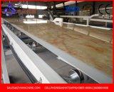 China-Hersteller Kurbelgehäuse-BelüftungFaux/künstliche Marmorwand, die Zeile bildet