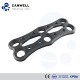 Piatto ortopedico cervicale anteriore della spina dorsale di Canwell Canaccess, piatto cervicale