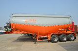 De Dongrun do tipo do volume do cimento do petroleiro reboque Semi para o transporte