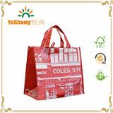 Marca superiore nel sacchetto tessuto pp laminato personalizzato di prezzi di fabbrica del fornitore della guida della Cina per acquisto