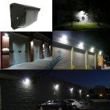 70W lumières extérieures commerciales de paquet de mur des appareils d'éclairage DEL
