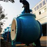 Tipo superior meia válvula da entrada de esfera para o abastecimento de água