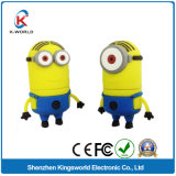 Minions PVC Cartoon 16GB USB Memória Flash