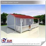 Casa móvel modular pré-fabricada da certificação do Ce de China