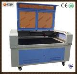 Grabado del laser del anuncio de Hacer-en-China y cortadora