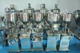 Loción cosmética crema de embotellado de llenado de Fabricantes de Máquinas