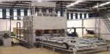 Máquina caliente de la prensa de la laminación corta del ciclo