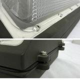 5 anni della garanzia IP65 dell'alloggiamento 45W LED di indicatore luminoso esterno di fusione sotto pressione della parete
