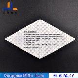 Varia etiqueta impermeable de la seguridad de la escritura de la etiqueta de las virutas RFID