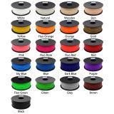 [أنكبيك] [3د] طابعة فتيل [أبس] [1.75مّ], [1كغ] [كنسومبلس متريل] بلاستيكيّة مطّاطة مع 21 أنواع ألوان إمداد تموين أنت تختار
