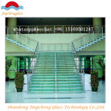 Freies Colored Tempered Laminated Glass für Floor und Stairs