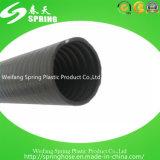 De plastic Slang van de Zuiging van pvc voor Vervoer van Poeder en Water voor Irrigatie