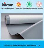 membrane imperméable à l'eau de PVC renforcée par 1.2mm/1.5mm/2.0mm