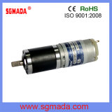 Motor eléctrico universal del engranaje de la C.C.