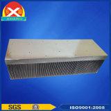 Dissipatore di calore legato dell'aletta della lega di alluminio 6063