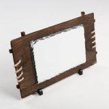 Sublimation em branco da rocha do frame de madeira de vendas diretas DIY da fábrica de China