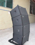 """1X12 meilleur marché """" ligne passive haut-parleur d'alignement, ligne professionnelle système d'alignement"""