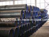 Tubo del acero estructural