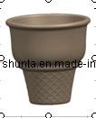 % 100% Tableware меламина /Beauty/100 конуса мороженого Tableware- меламина цветастые (QQB34)