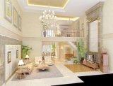 Het moderne Draagbare Modulaire Prefab Lichte PrefabHuis van het Staal als Villa