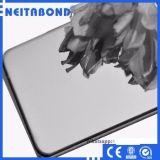Panneau composé en aluminium en bois pour le panneau de revêtement de l'usine de Linyi