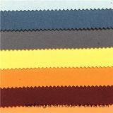 帯電防止100%年の綿Frおよび反カの反紫外線あや織りファブリック