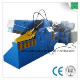 Máquina de estaca de aço da folha da sucata do ferro