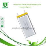 Bateria recarregável 3.7V 7.4V de Lipo para o banco da potência