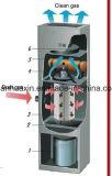 Extractor grande del gas de soldadura del volumen de aire con los brazos dobles
