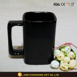 Sublimation-quadratische keramische Kaffeetasse
