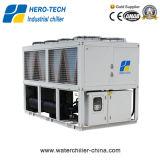 Air Cooled vite Refrigeratore di acqua per ad iniezione