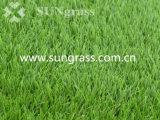 het Modelleren van 35mm het Hoge anti-Uv Kunstmatige Gras van de Vrije tijd van de Tuin (sunq-al00067-1)