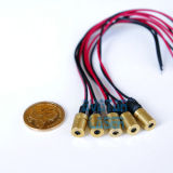 Лазерный диод МНОГОТОЧИЯ иК Focusable 780nm 3mw-5mw ультракрасный