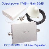 De hete Verkopende Mini2g 4G GSM van Lte Spanningsverhoger van het Signaal van de Telefoon van DCS 1800MHz Mobiele