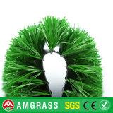 hierba artificial de 50m m para ISO del balompié/del campo de fútbol, alta calidad del SGS