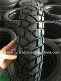 La motocicleta sin tubo pone un neumático 90/90-19 90/90-21 110/90-17