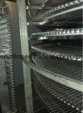 Спиральн замораживатель для хлеба вареника продуктов моря цыплятины рыб мяса