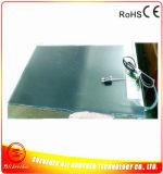 Elektrische het Verwarmen van de Band RubberVerwarmer 650*400*1.5mm van het Silicone van het Stootkussen 220V 1170W