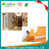 China de buena calidad exterior y la pared interior a prueba de agua Emulsión de pintura con Certificado de acuerdo ISO9001
